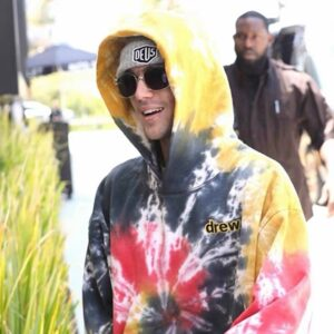 Justin Bieber Drew Hoodie #3
