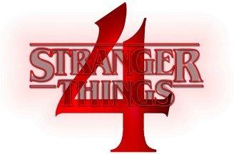 stranger things merch