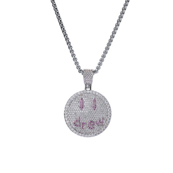 drew merch necklace