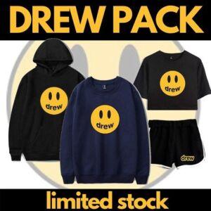 Justin Bieber Drew ECO Pack #1